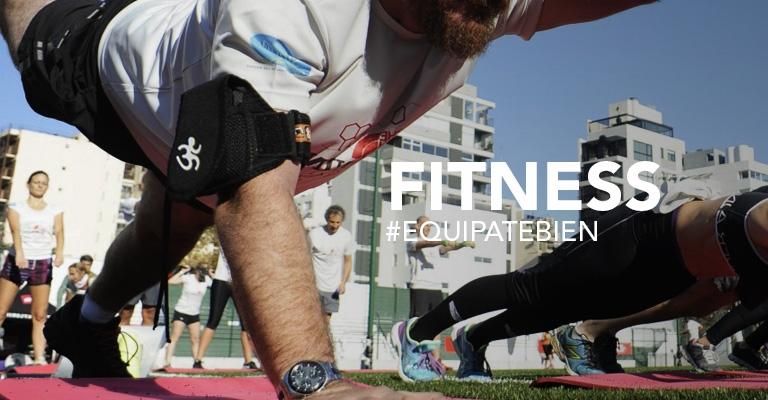 Equipamiento Fitness NoAf