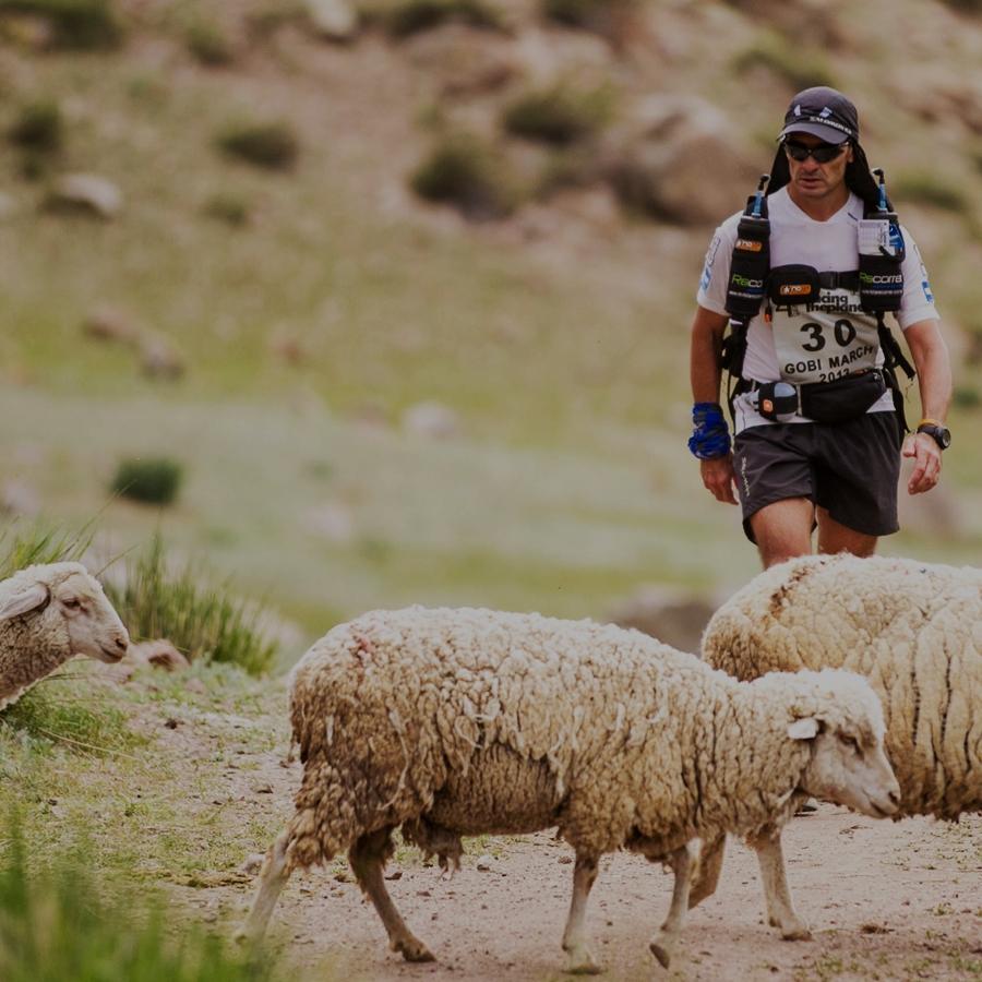Mochila Ultra Full Desert Race NoAf 22lt. Reseña Juan Ricardo Ferrero.